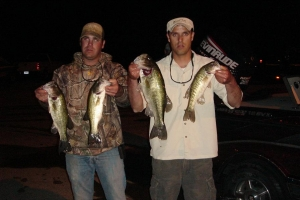 Coulter and Lee - 10.26 with 4.37 lb Big Bass